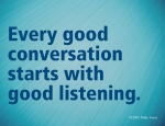 Goodconversationgoodlistening